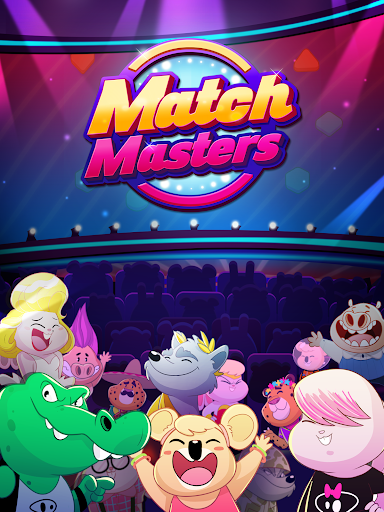 Match Masters - Multiplayer Match 3 screenshot 12