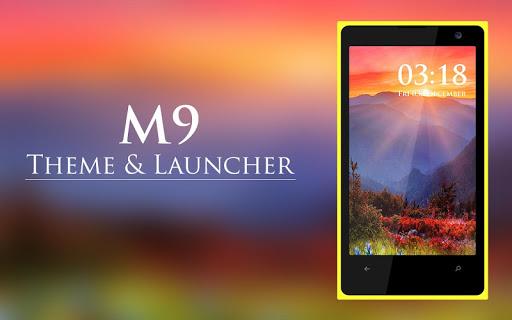 M9發射器和主題