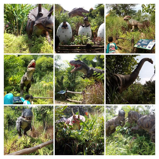 Petualangan Dinosaurus Di Taman Legenda Tmii Apagimana