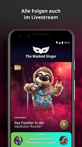 Masked Singer App screenshot 1