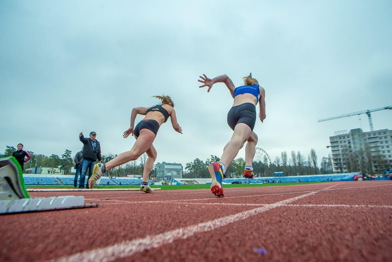 Фотографии. Відкритий чемпіонат області з легкої атлетики серед юнаків та дівчат (2002-2006 р.н.)