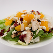 Citrus Almond Salad