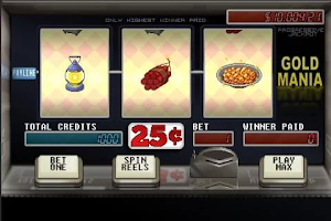 Screenshot of Slot Machine - Slot Gold Mania