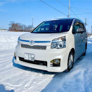 ヴォクシー ZRR75Wのカスタム事例画像 北海道のじゅんじゅんさんの2020年02月05日11:03の投稿