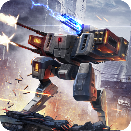 Robot Strike 3D game (apk) free download for Android/PC/Windows