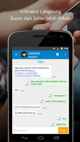 android KASKUS Chat Screenshot 2