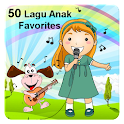 50 Lagu Anak Favorites
