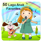 50 Lagu Anak Favorites icon