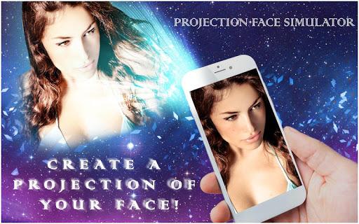 Face Projector Simulator Prank