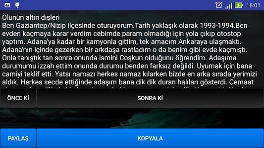Ürküten Olaylar screenshot 8