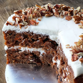 Carrot Cake With Coconut Milk Recipes