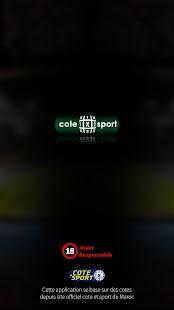 coteXsport - Programme & Cotes - MDJS - náhled