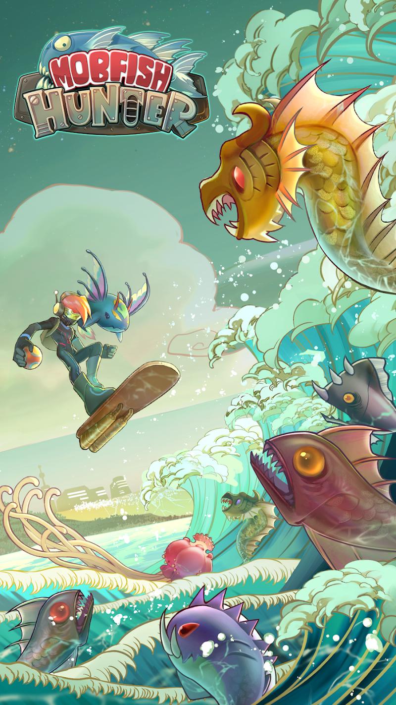 Mobfish Hunter Screenshot 17