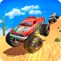 Monster Truck Games 2020 - Offroad Truck Racing icon