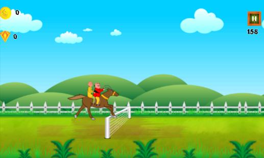 Motu Patlu Unicorn Rider screenshot