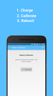 Battery Calibration- screenshot thumbnail