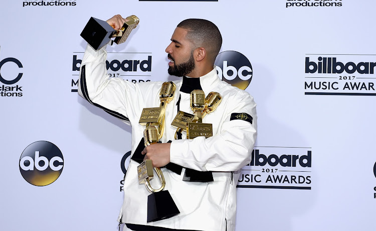 The most streamed performer last year was the Canadian rapper Drake with 6bn streams