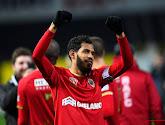 Faris Haroun zal enkele weken buiten strijd zijn bij Antwerp