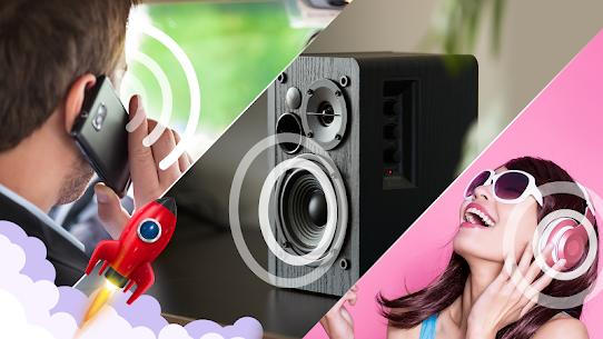 Amplificador de volumen – aumentar volumen altavoz 5