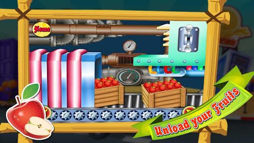 과일 주스 식품 메이커 게임