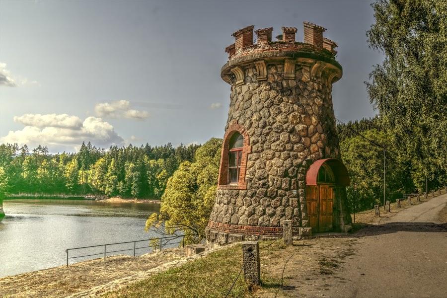 Les Kralovstvi  by Michal Valenta - Buildings & Architecture Other Exteriors ( watter )