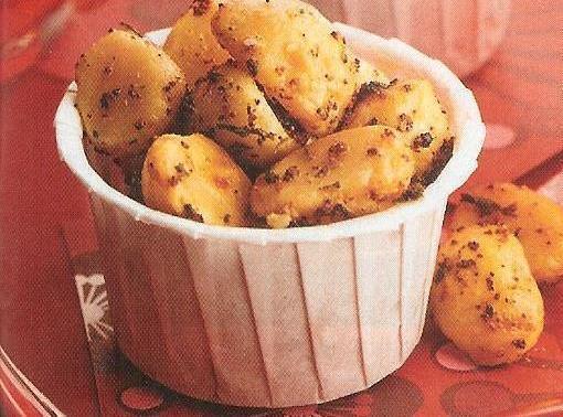 Onion And Garlic Macadamia Nuts Recipe