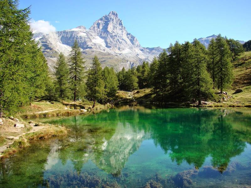 Lago Blu di VV