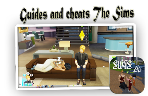 Guides and cheats The Sims 4 - náhled