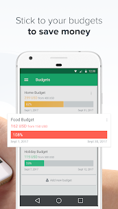 Spendee Budget & Money Tracker with Bank Sync 4