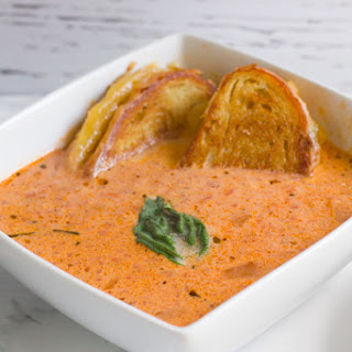 Tomato Red Pepper Soup Recipes