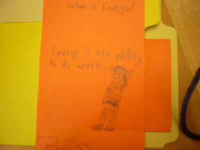 Heat and Energy Lapbook