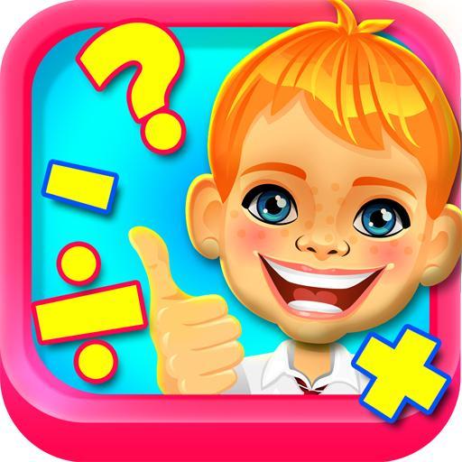 数学游戏:四则基本运算 教育 App LOGO-硬是要APP