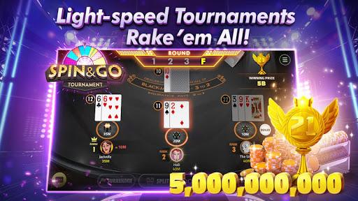 Blackjack 21: House of Blackjack 1.5.39 screenshots 2