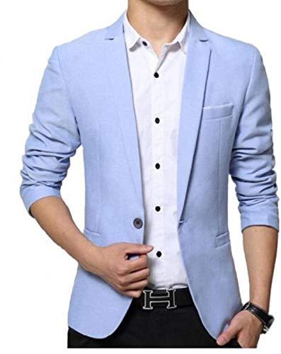 Oshano Solid Tuxedo Blazer