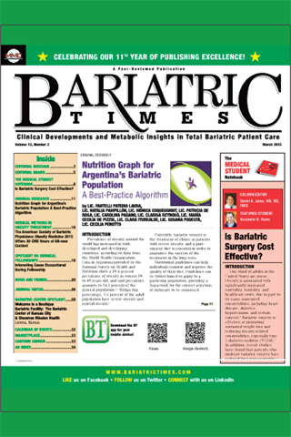 Bariatric Times- screenshot