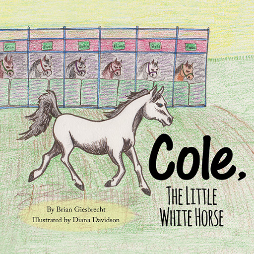 Cole, The Little White Horse cover