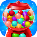 Gum Ball Candy: Kids Food Game icon