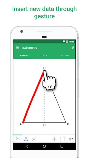 xGeometry - Geometry Solver 1.4 screenshots 2