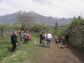 Photo: Le mura di Alba Fucens riscoperte