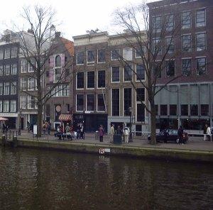 Photo Maison d'Anne Frank