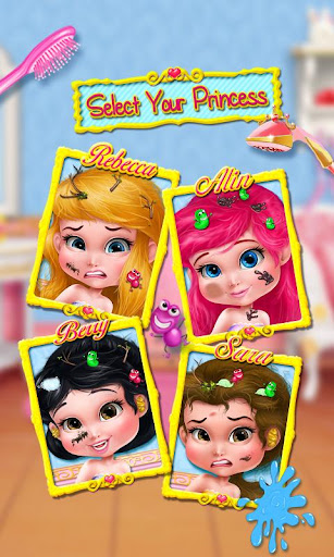 Princess Makeover: Girls Games  screenshots 4