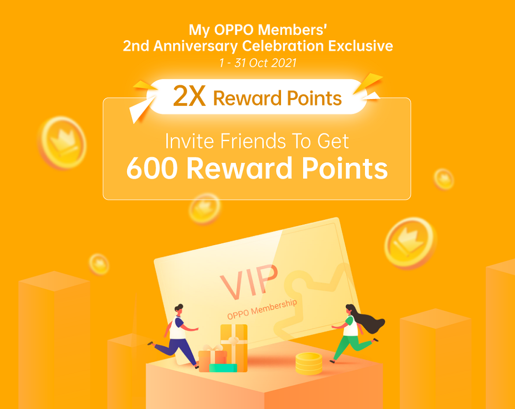 OPPO Members' 2nd Anniversary Celebration Offers RM2 Deals and Rewards Worth Up to RM4 million 20
