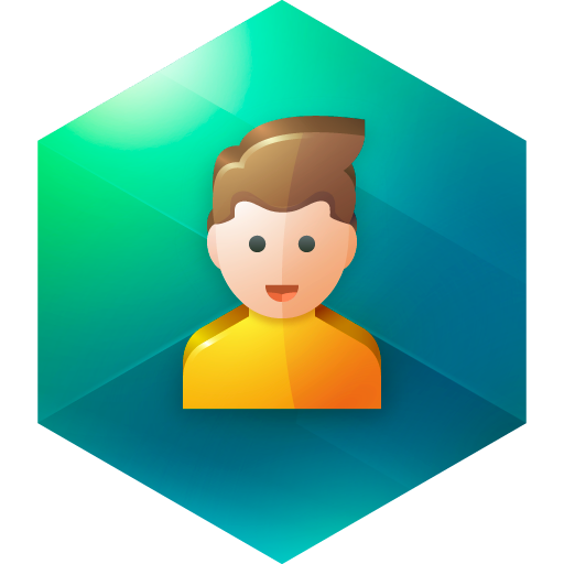 Parental Control & Kids GPS: Kaspersky SafeKids Icon