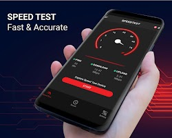 Free Internet Speed Test - Check My Network Speed