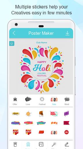 best download poster maker banner flyer ads card designer app