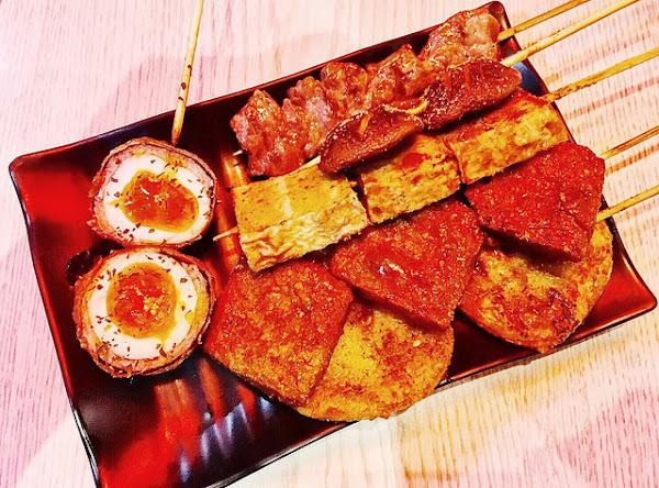 燒鳥串道 銅板價串燒、點多也不傷荷包的深夜美食