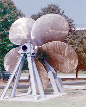 Photo: One of thepropellers.