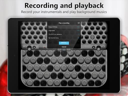 Accordion Chromatic Button  screenshots 9
