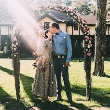 Wedding photographer Ruslana Makarenko (mlunushka). Photo of 15.07.2017