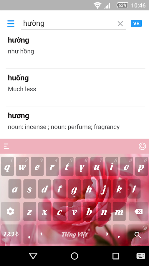 Laban Key - Rose Themes- screenshot